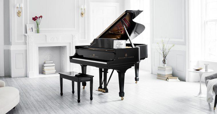 Top 5 dòng grand piano của Steinway & Sons đáng mua nhất