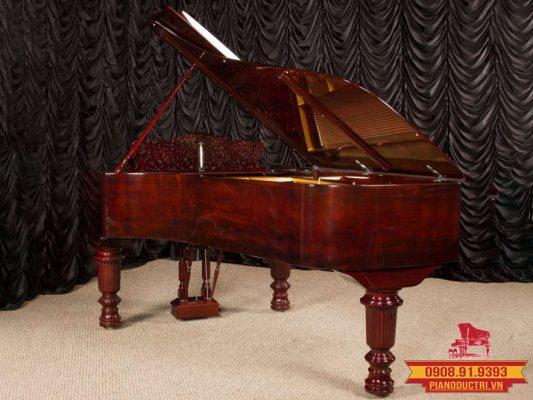 đàn Steinway & Sons gỗ