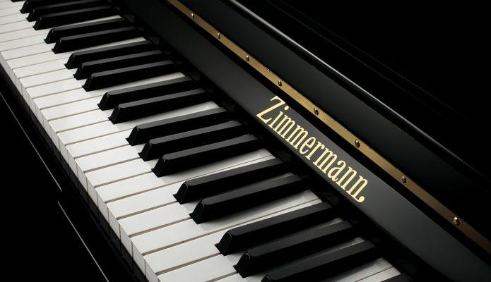 Lịch sử hình thành và phát triển thương hiệu đàn piano Zimmermann.
