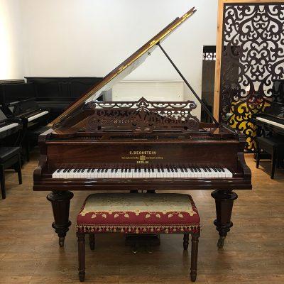 Nhận xét về đàn piano C.bechstein grand Đức.