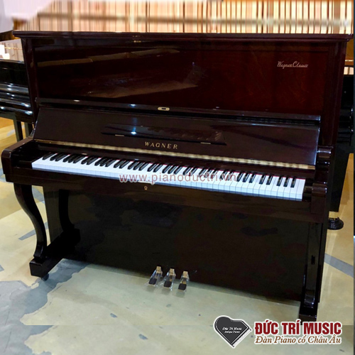 Bán đàn piano cơ wagner w3 giá sỉ tại đức trí music