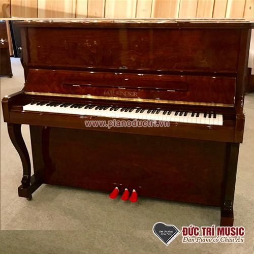 Đàn piano EARL WINDSOR W113 Mahogany