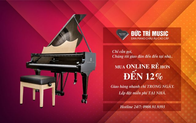 đàn piano đức trí music
